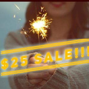 Other - $25 SALE!!! Info